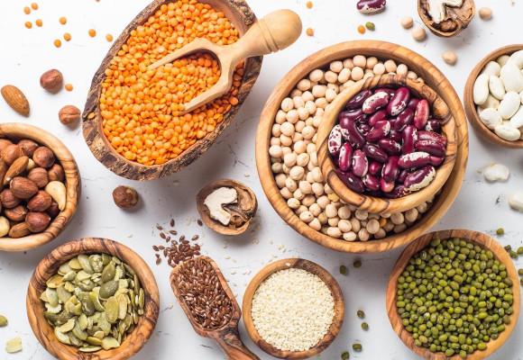 Proteínas vegetales vs proteínas animales